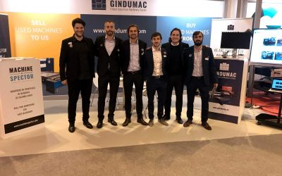 Successful presence at MetalMadrid 2017