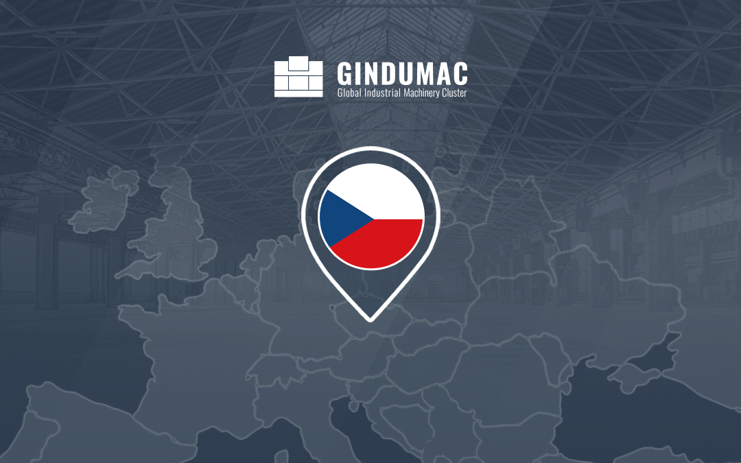 GINDUMAC Platform launched for Czech Republic