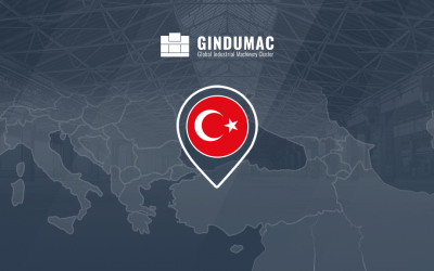 GINDUMAC Platform now with Turkish Country Version