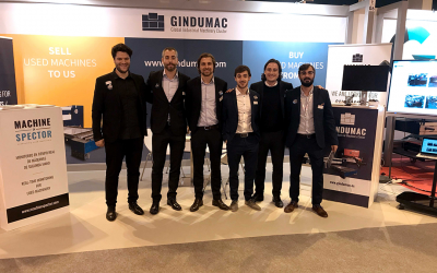 Successful presence at MetalMadrid 2017