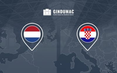 GINDUMAC Platform now with Dutch and Croatian Country Version