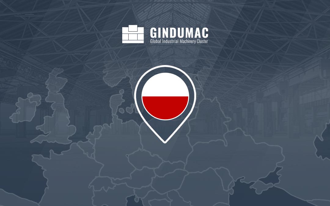 Lanzamiento oficial de la plataforma GINDUMAC para Polonia
