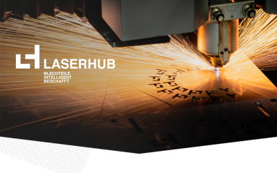 Cooperation partnership with LASERHUB