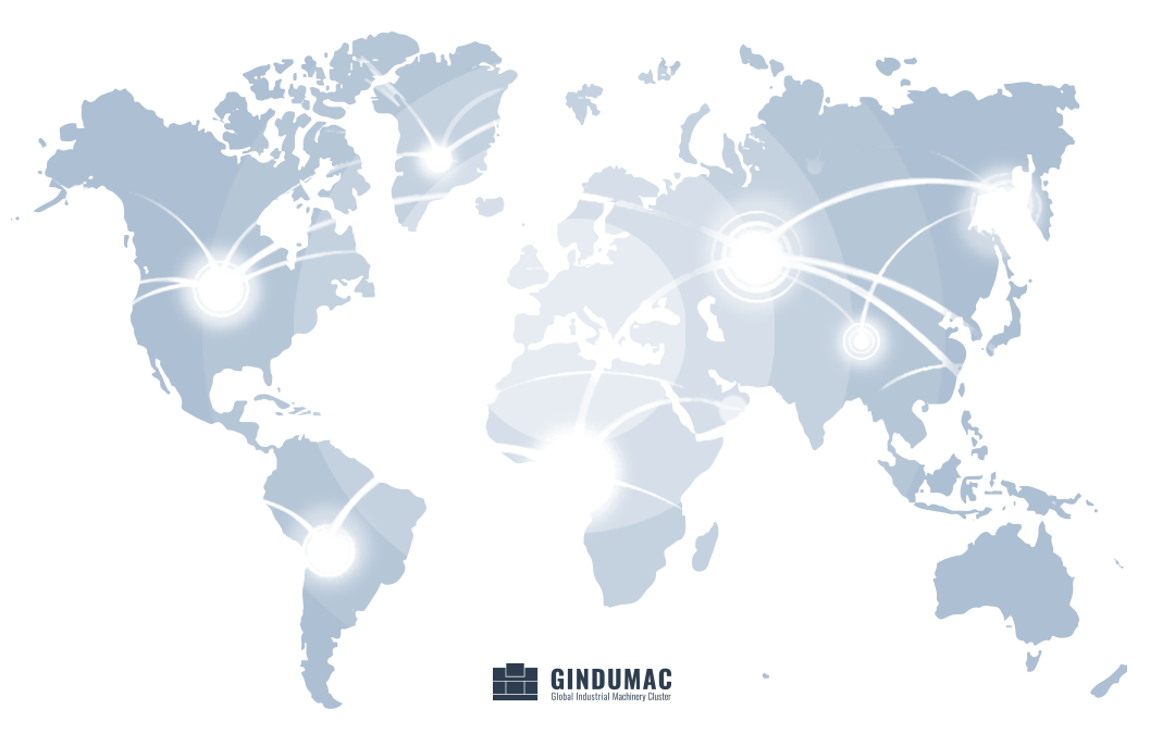 Global logistics network is growing