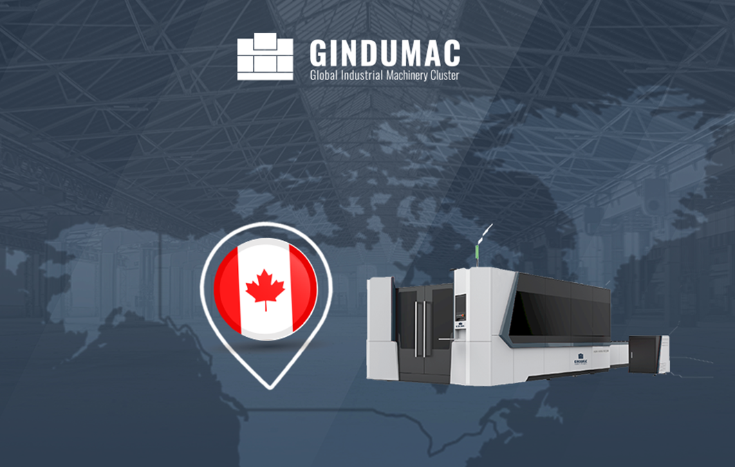 GINDUMAC Enters the Canadian Market