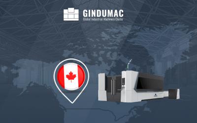 GINDUMAC betritt den kanadischen Markt